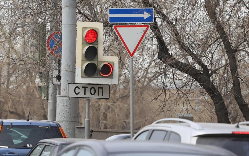 В московской Коммунарке появился «умный» перекресток