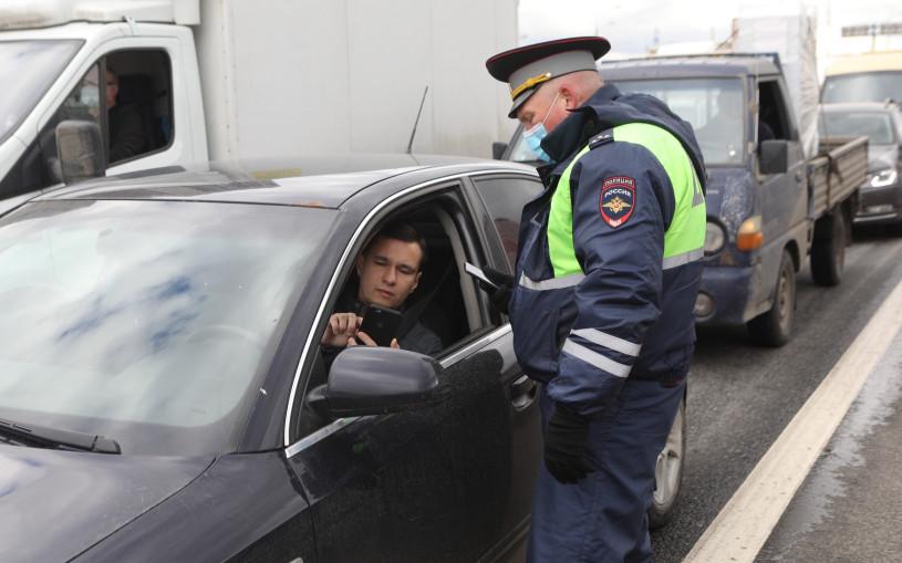 Автомобилистам разрешат не возить с собой водительские права