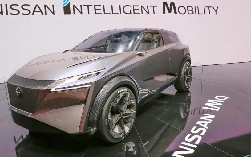 Qashqai из будущего: что планирует выпускать Nissan