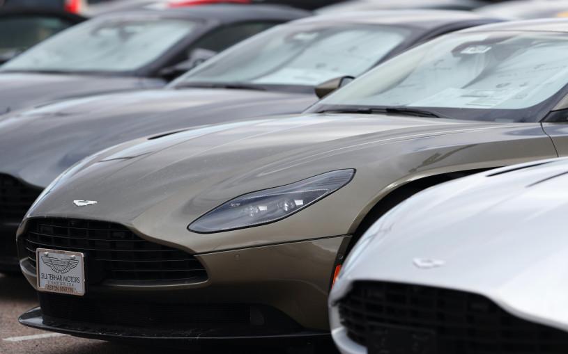 Aston Martin к 2024 году хочет получать более 20% прибыли от электрокаров