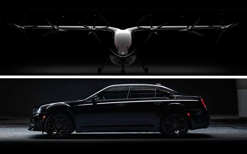 Fiat Chrysler примет участие в разработке летающих автомобилей