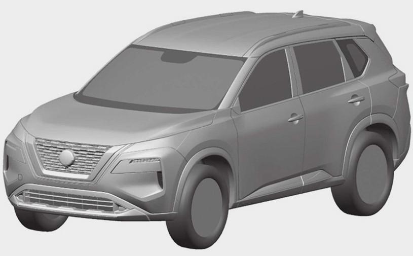 Дизайн нового Nissan X-Trail рассекретили до премьеры