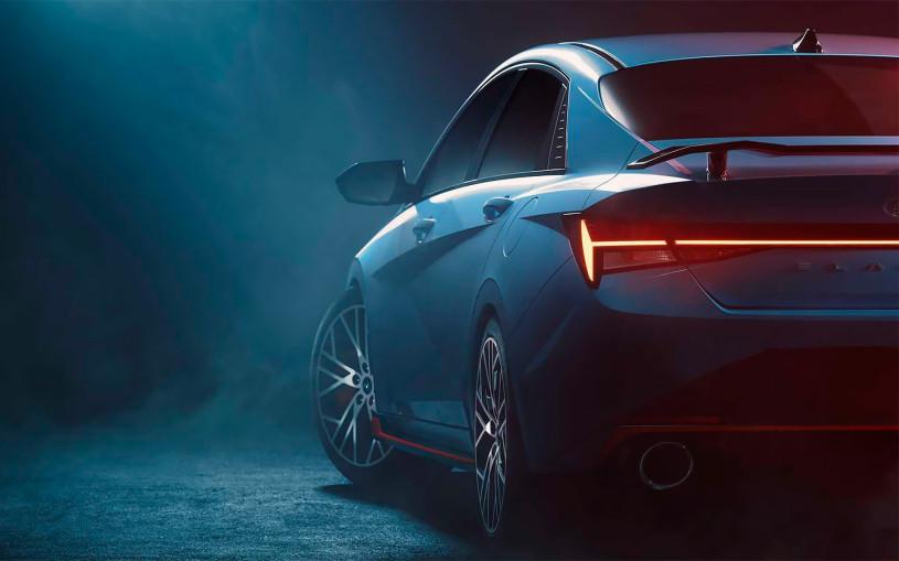 Hyundai показал самую мощную Elantra в истории