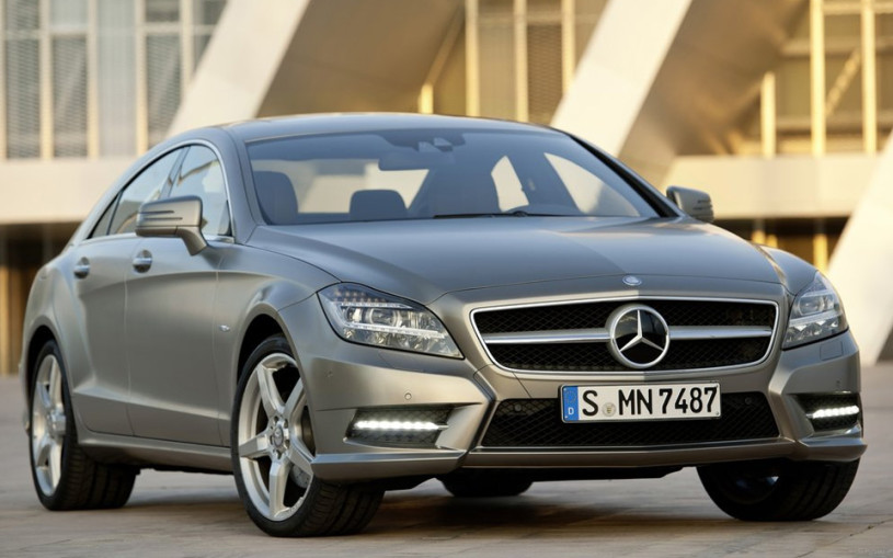 Mercedes-Benz снизил российские цены на купе CLS