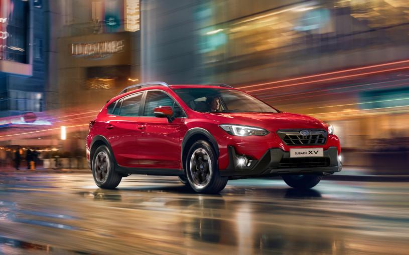 Subaruначала продажи в России обновленного XV