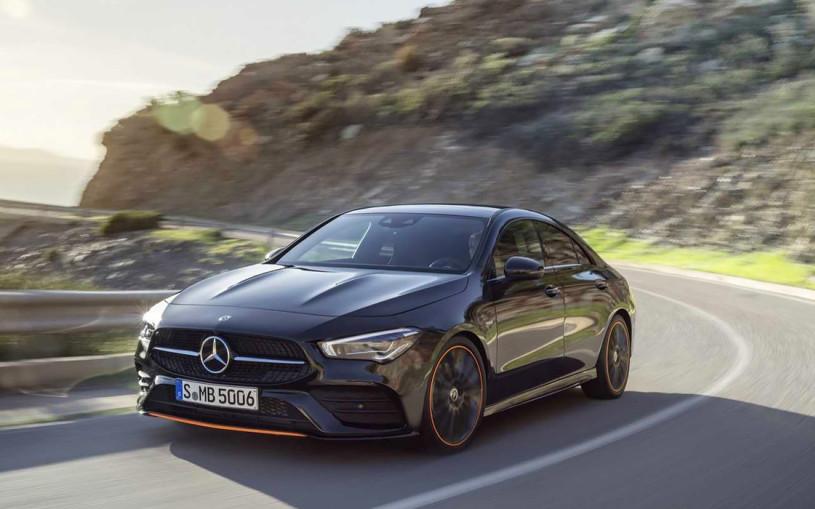 Mercedes-Benz представил седан CLA нового поколения