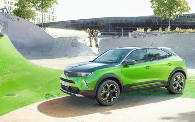 Opel еще не произвел ни одной Mokka-e, но уже распродал все на год вперед