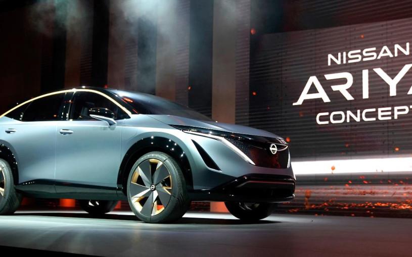 Nissan полностью обновит линейку кроссоверов в течение полутора лет
