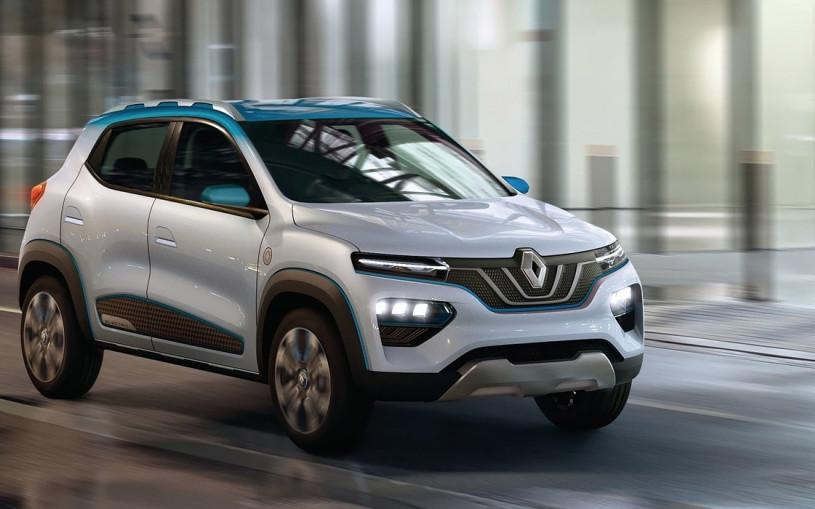 Renault показала предвестника доступного электрического кроссовера