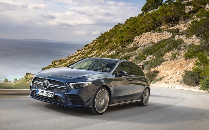 Интеллигенция. Первый тест-драйв нового Mercedes-AMG A 35