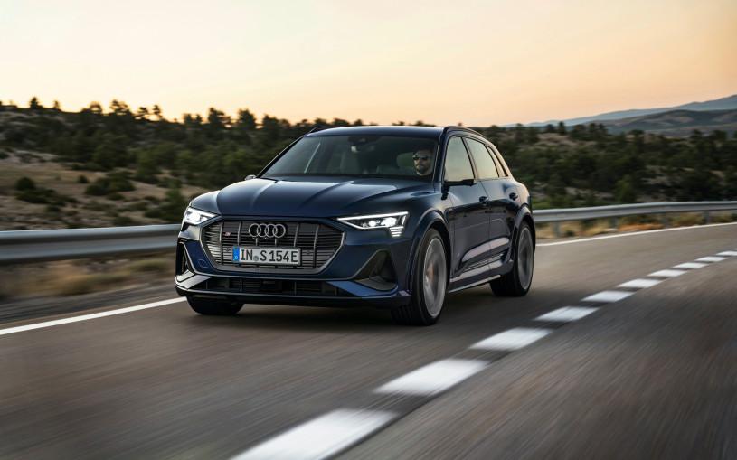 Audi привезет в Россию три новых электрокара