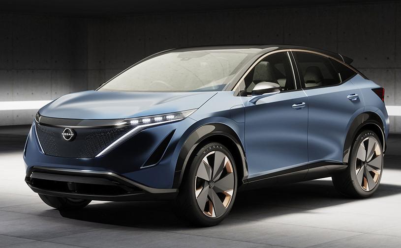 Nissan привезет в Россию новый электрокар и обновит модельный ряд