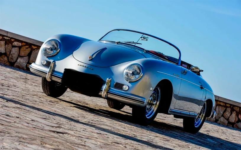 В Москве выставили на продажу 65-летний Porsche за ₽59 млн. Фото