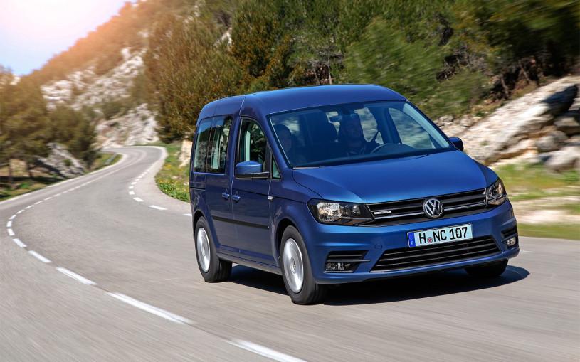 Volkswagen отправит в ремонт российские Caddy из-за проблем с тормозами