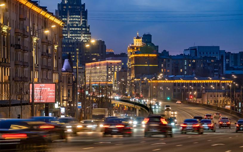 Власти Москвы поддержали снижение нештрафуемого порога с 20 до 10 км/ч