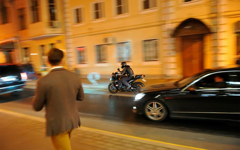 В Госдуме предложили ужесточить наказание для шумных мотоциклистов