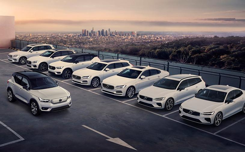 Все модели Volvo подорожают из-за повышения утилизационного сбора