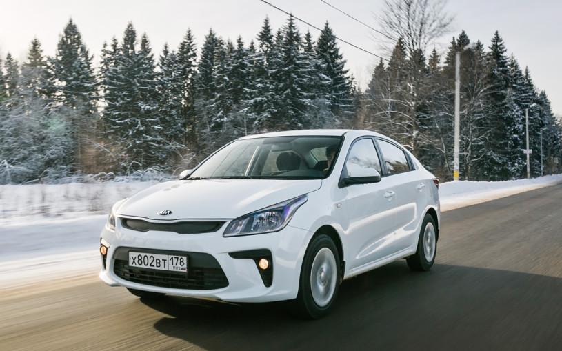В России назвали самые популярные автомобили с АКП