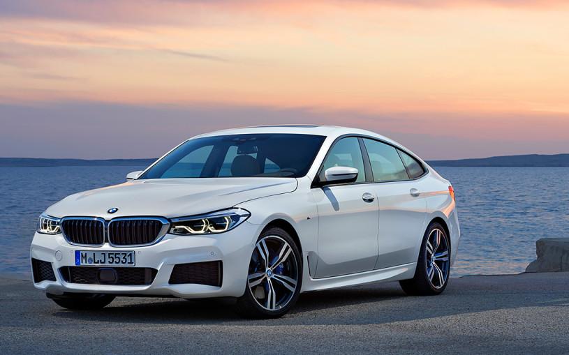 Метод субординации. Тест-драйв BMW 6 GT