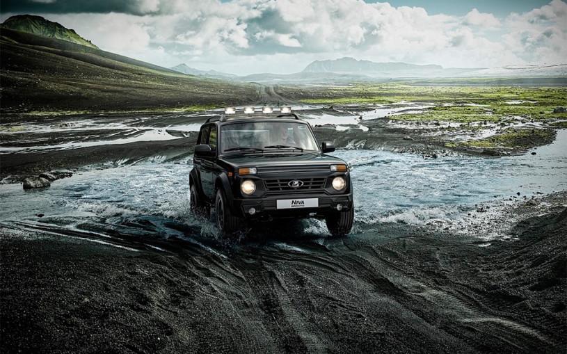АвтоВАЗ назвал цены на обновленный внедорожник Lada Niva Bronto