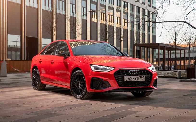 Битва за свайп. Тест обновленной Audi A4