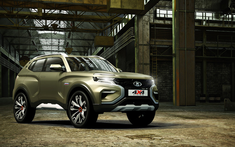 Новая Lada 4x4 будет дешевле Renault Duster