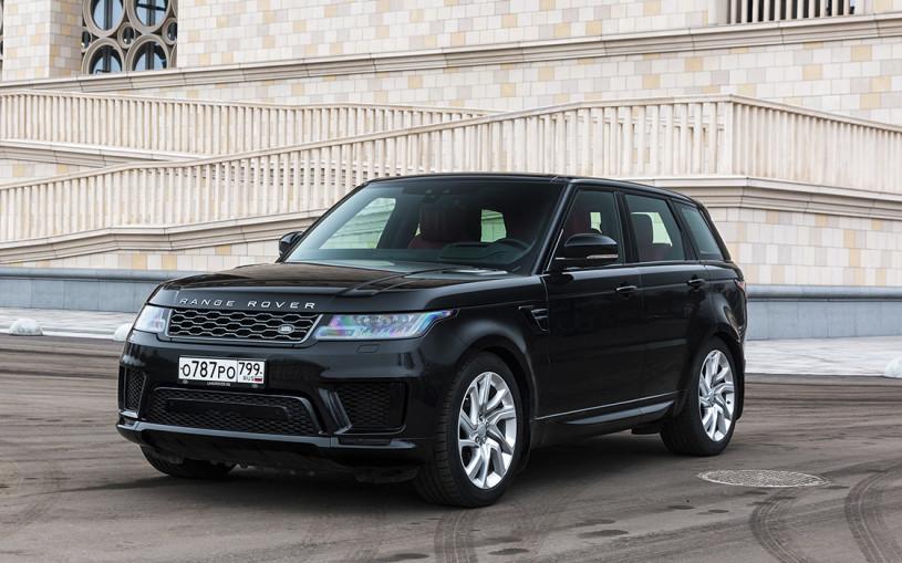 Что купить за 6 млн: обновленный Range Rover Sport