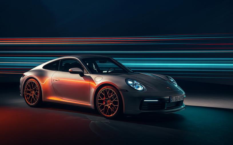 «Мы отказались от сенсоров». Новый Porsche 911 в мельчайших деталях