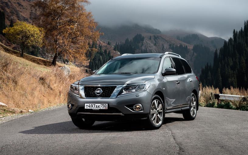 Nissan отзовет в России 4,5 тыс. кроссоверов