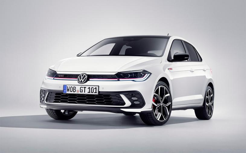 Volkswagen показал 207-сильную версию обновленного Polo