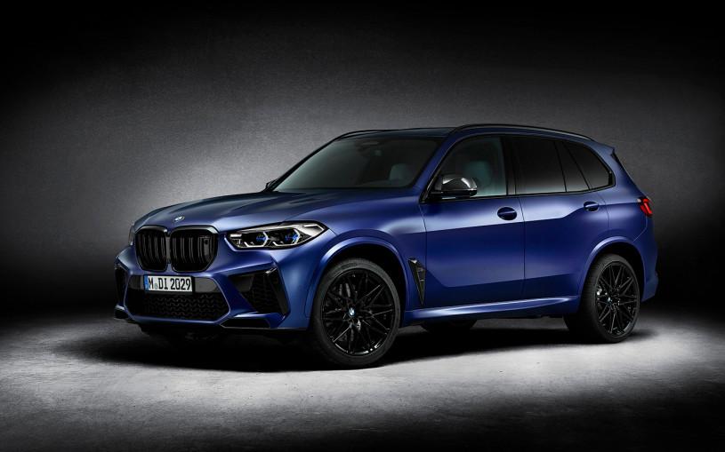 В BMW назвали российскую стоимость лимитированной версии X5 M и X6 M