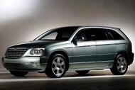 В 2003 Chrysler начнет выпуск нового универсала Pacifica.