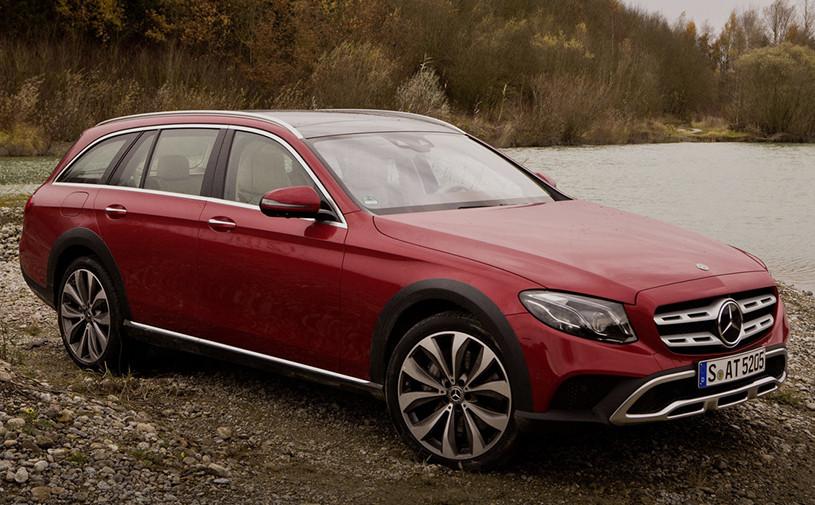 Новый Mercedes C-Class получит вседорожную версию