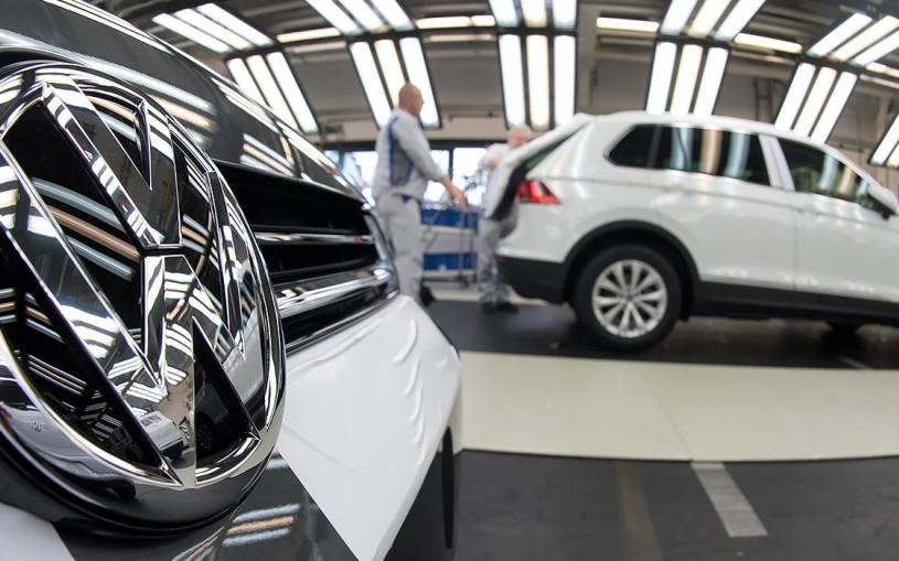 Volkswagen потерял 30 миллиардов евро из-за «дизельгейта»