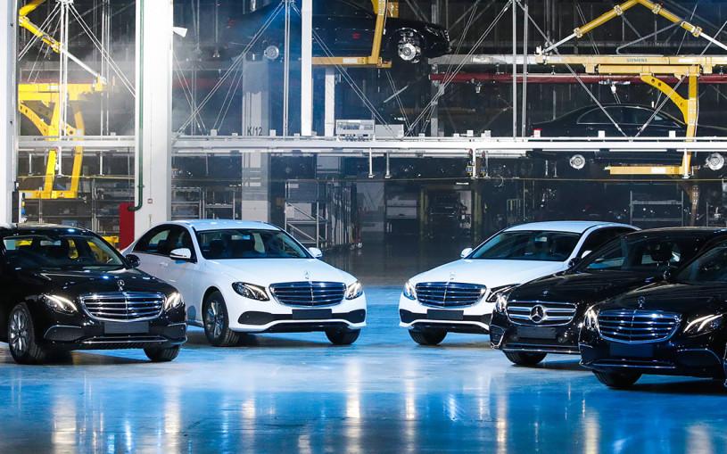 Mercedes запустил завод в России. 5 главных вопросов