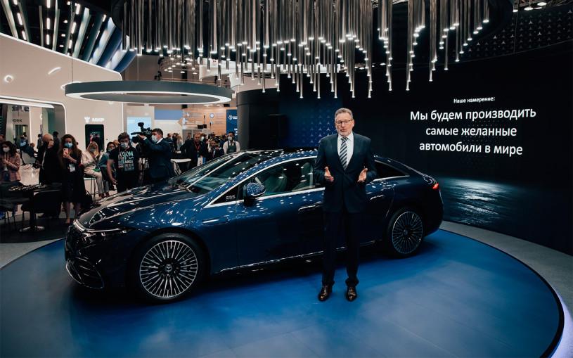 Глава Mercedes-Benz в России: «Будем действовать как бренд класса люкс»