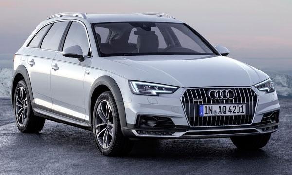 Audi представила новую A4 Allroad