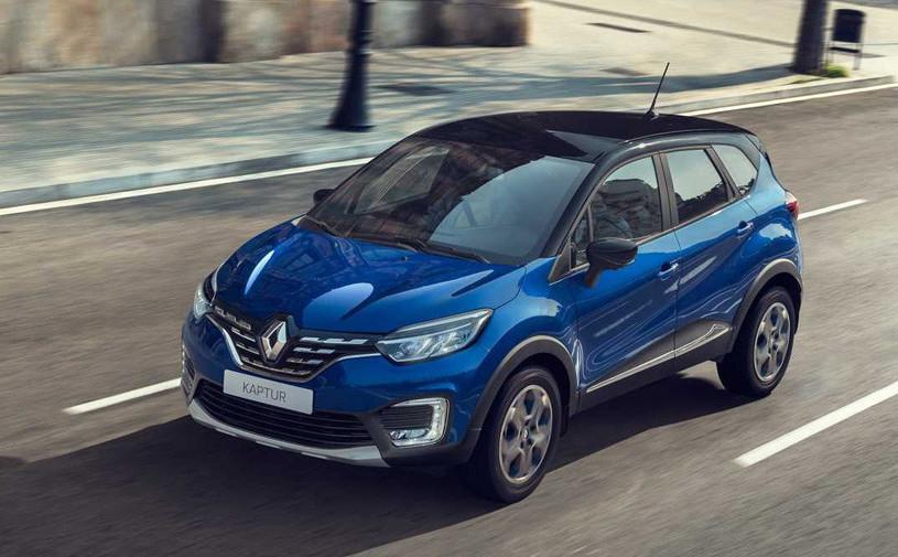 В России стартовали продажи обновленного Renault Kaptur