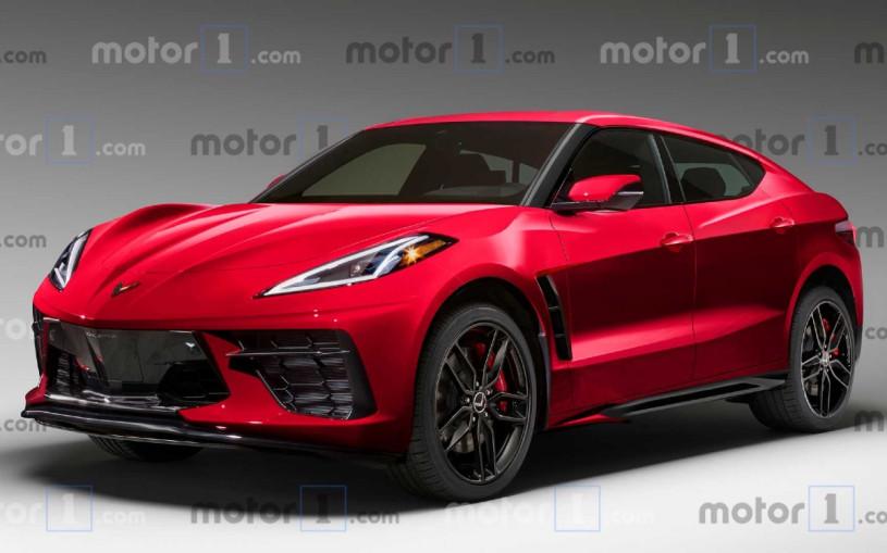 General Motors превратит Chevrolet Corvette в суперкроссовер