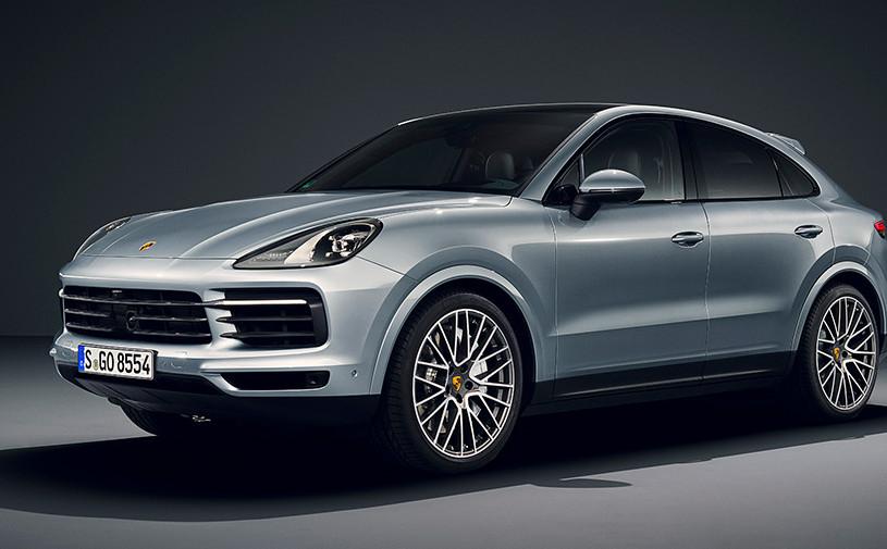 Porsche назвал российские цены на новую версию Cayenne Coupe