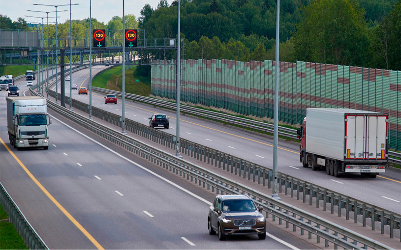 МВД и Минтранс взялись за регламент для контроля средней скорости машин