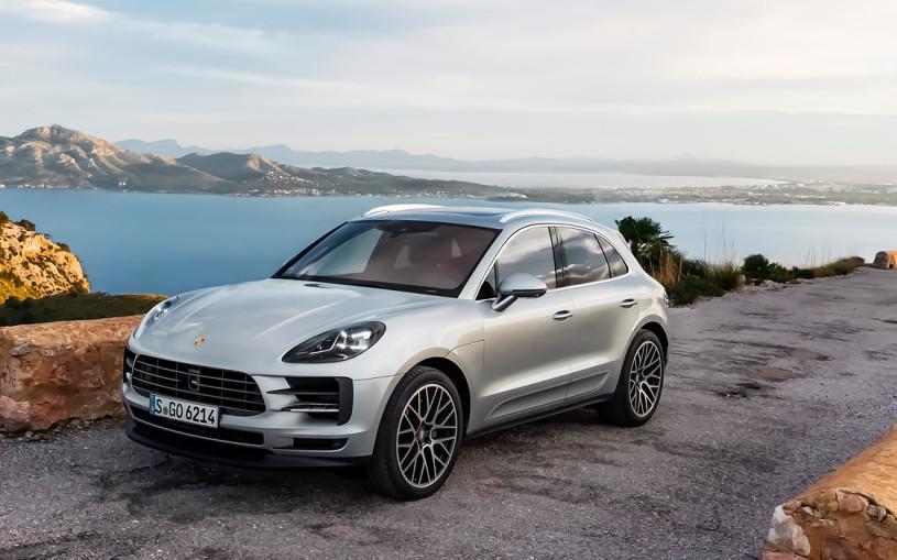Названы российские цены на обновленный Porsche Macan S