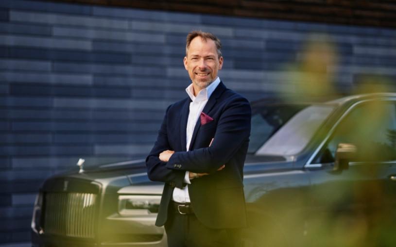 Rolls-Royce нанял бывшего дизайнера BMW и MINI