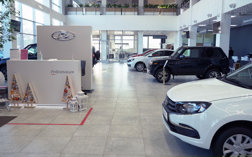 АвтоВАЗ поднимет цены на автомобили Lada в третий раз в 2021 году