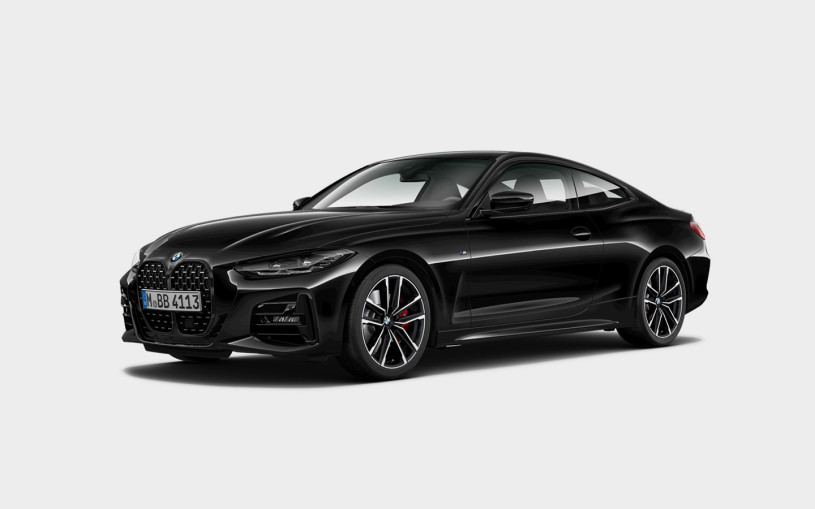 BMW 4-Series получила спецверсию в России