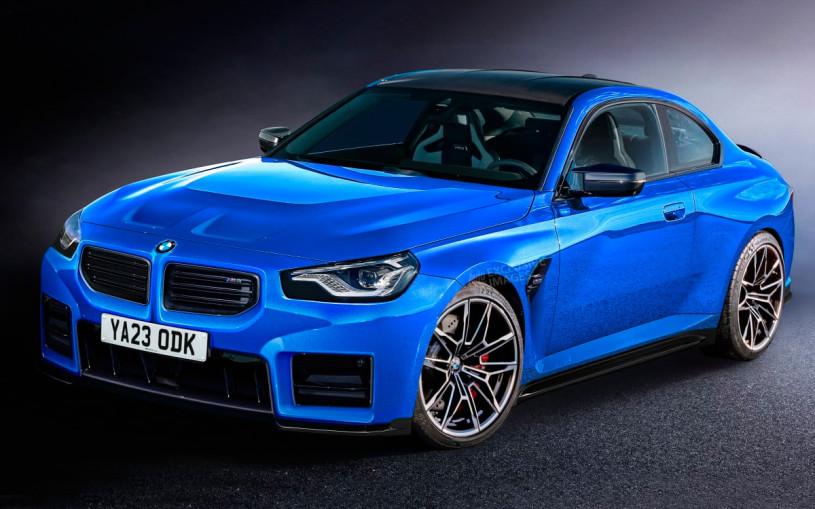 Новая BMW M2 получит мотор мощностью более 400 сил