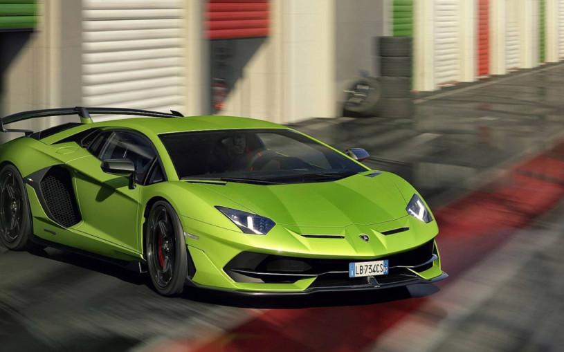 Сверхмощный Lamborghini Aventador SVJ получил 770-сильный двигатель