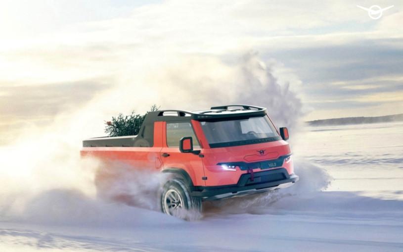 УАЗ показал прототип, который назвали «новой Буханкой»