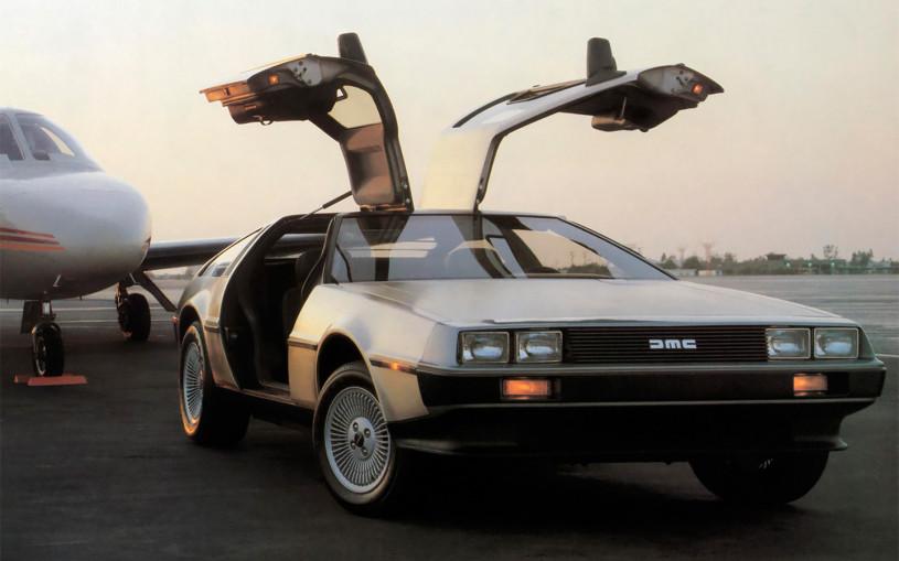 Известную по «Назад в будущее» DeLorean DMC-12 превратят в электрокар