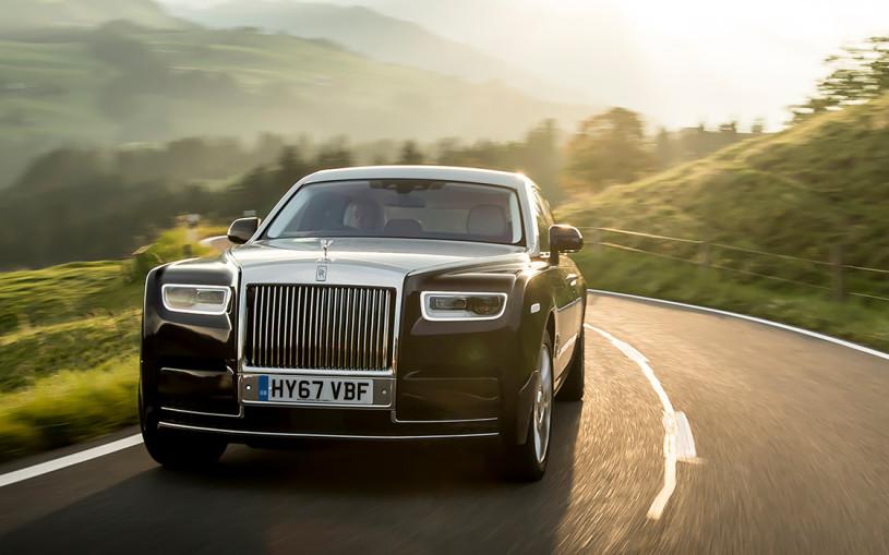 Искусство вечно. Тест-драйв Rolls-Royce Phantom